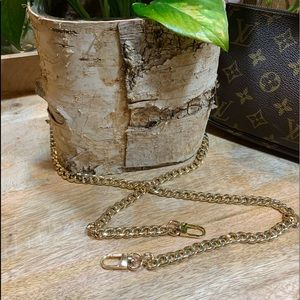 """tao Accessories - handbag Gold Chains only 39-51"""""""